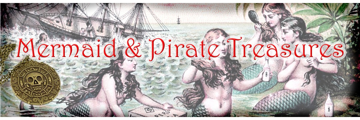 Mermaid & Pirate Treasure