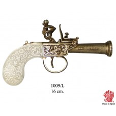 1798 English Griffin Pocket Flintlock