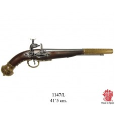 19th Century Balkan/Russian Miquelet Flintlock