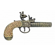 18th Century Charing Cross Pocket Flintlock