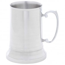 Maxam® 20oz Stainless Steel Beer Tankard