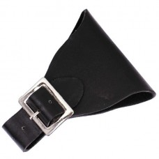 Black Leather Sword/Tankard Belt Hanger