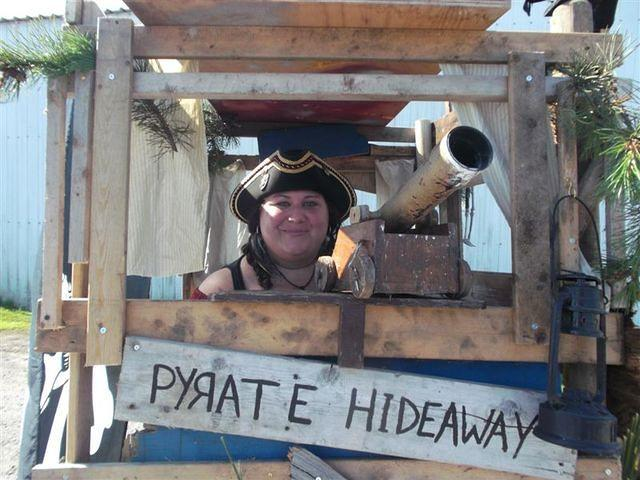 Pyrate Hideaway Shady Isle Pirates