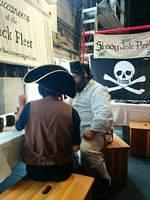 Talk Like A Pirate Weekend 5