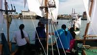 2015 Rusty Scuppers Pirate Daze Westport Washington Mini-Brig