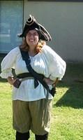 "Shady Isle Pirate ""Awilda"""