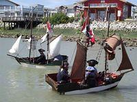 Mini-Brigs at Ship To Shore Richmond 2014