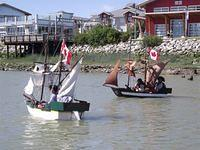 Mini-Brig Battle Steveston