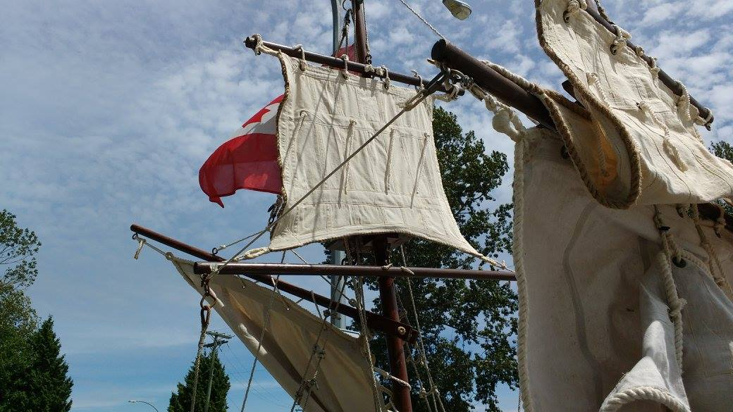 Fore Top-Sail Adventure