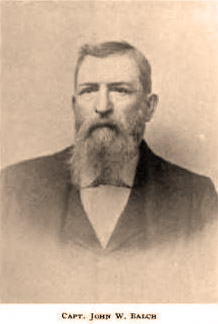 Captain J.W. Balch