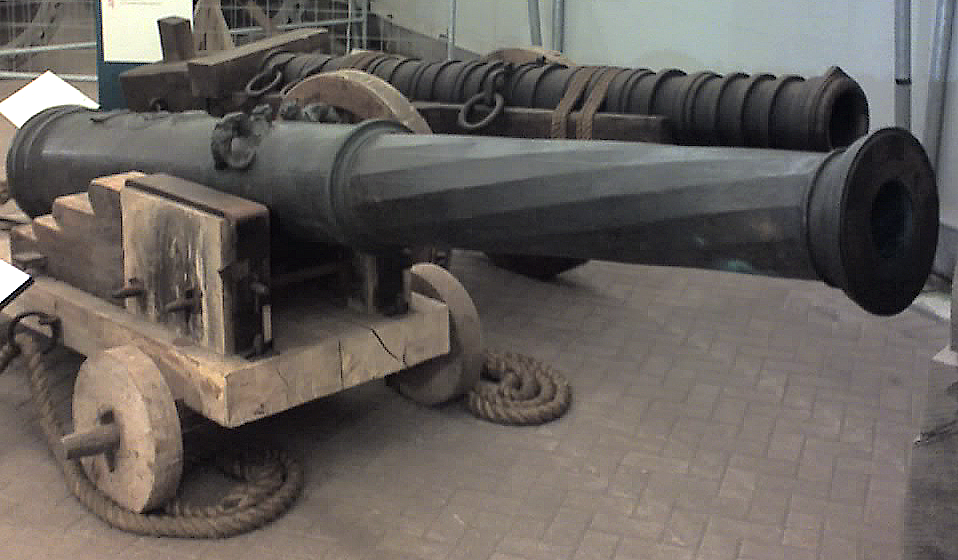 Mary Rose - Tudor Naval Cannon