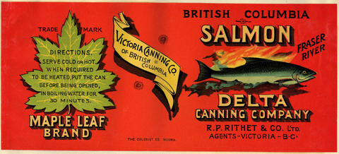 Delta Canning Co.