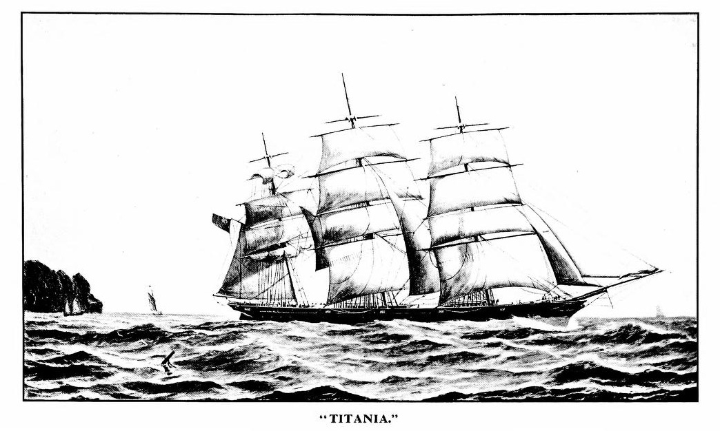 Clipper Titania