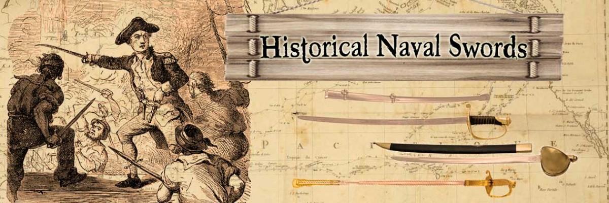 Historical Naval Swords